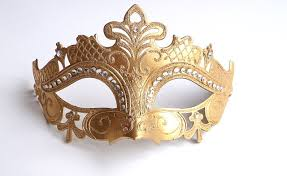 gold masquerade mask gold masquerade stick mask