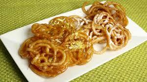 Manjula Kitchen Crispy Jalebi Manjula U0027s Kitchen Indian Vegetarian Recipes