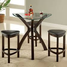 Glass Small Dining Table Furniture Small Dining Room Using Triangle Dining Table With
