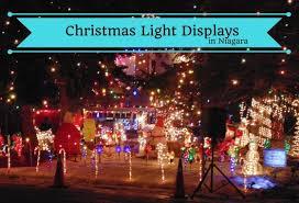 christmas lights in niagara falls ontario christmas light displays in niagara niagarafamilies com