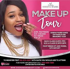 makeup courses chicago classes chicago sheena beauty studio
