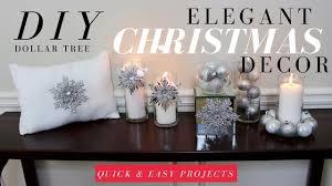diy elegant christmas decorations dollar tree christmas diy