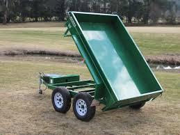 box cart road trailers