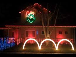 grinch christmas lights 2011 roache christmas lights you re a one mr grinch