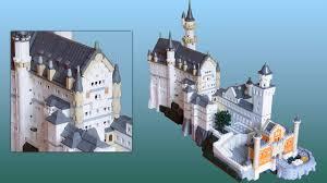 castle blueprint wizard collection hogwarts blue print youtube