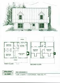 Two Bedroom Cottage House Plans Stunning Log Cabin Home Designs And Floor Plans Images Amazing