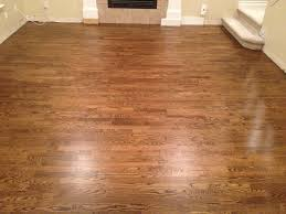 Laminate Flooring Victoria Hardwood Floor Sanded To Bare Wood And Stained Dark And Finished