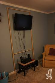 wall mounted tv hiding cables how to hide cables on wall mounted tv uk american hwy