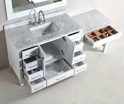48 single sink vanity with backsplash 48 single sink vanity home inch single sink vanity with and sink a