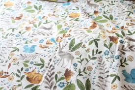 pull yourself together asda woodland animals duvet set