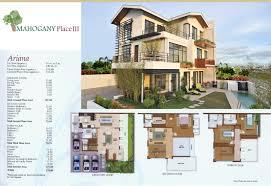 sensational design house floor plans in philippines 15 model floor