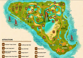 Orlando Parks Map by Maps Of Universal Orlando Resort U0027s Parks And Hotels