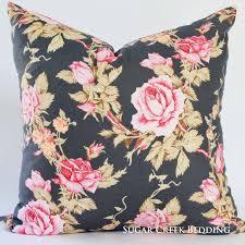 girls custom bedding bed scarfs cottage farmhouse pillows