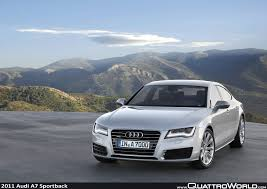 aesthetic and athletic u2013 the audi a7 sportback quattroworld