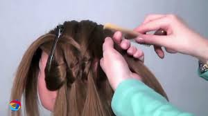 bridal back hairstyle easy bridal hairstyle for long and medium hair best wedding