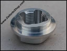 r d float bowl 90 17 mm float bowl nut for dellorto phm carburetors