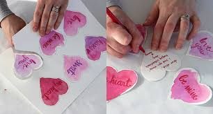 cara membuat kartu ucapan i love you diy love note buat sendiri kartu ucapan valentine unikmu surabaya