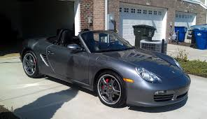 Porsche Boxster 911 - traded my 911 for a boxster impressions on my last 3 p cars