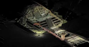 new artifact filled chambers revealed under teotihuacan ancient