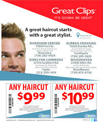 haircut specials at great clips great clips company