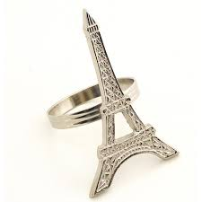 Eiffel Tower Decoration Ideas Decorating Ideas Endearing Image Of Silver Metallic Eiffel Tower