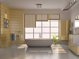 Designer Bathroom Wallpaper by Modern Bathroom Wallpaper Designs Ewdinteriors