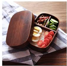 box de cuisine japanese bento boxes wood lunch handmade wooden sushi box