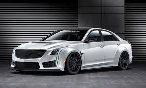 cadillac cts vs hennessey plans to offer cadillac cts v with 1000 hp car