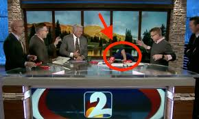 Challenge News News Anchor Tries S One Chip Challenge On Live Tv And It