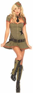 pin up girl costume pin up army girl costume mr costumes