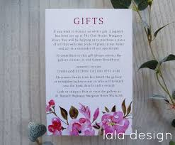 gift cards u0026 wishing well cards lala design