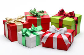 wrapped christmas boxes gifts archives live lavishly
