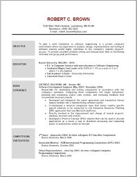 Resume Objective Receptionist Profit Professional Resume Objective Line On Sample Peppapp