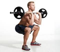 squat variations to build muscular legs