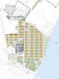 novartis headquarters landscape master plan u0026 streets pwp