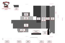 studio layout 31st street studios