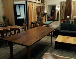 Occasional Table And Chairs Live Edge Dining Tables And Custom Hardwood Table Tops