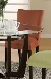 amazon com coaster home furnishings 101495 casual dining chair