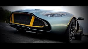 new aston martin cc100 concept youtube