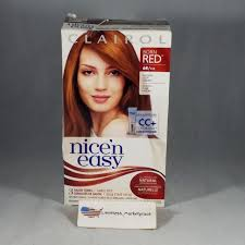 clairol nice n easy natural light auburn clairol nice n easy hair color natural light auburn 110 ebay