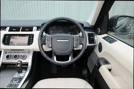land rover sport interior range rover sport pictures range rover sport front action