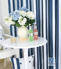 Nautical Striped Curtains Polka Dots And Striped Nautical Lace Curtains Uk