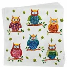 owl ornaments cheap easy what more could you ask