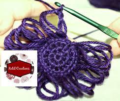 crochet broomstick lace broomstick lace crochet tutorial katidcreations