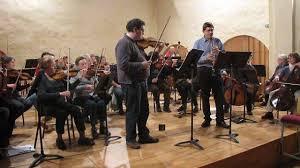 chambre d h es vannes l orchestre de chambre de vannes en concert