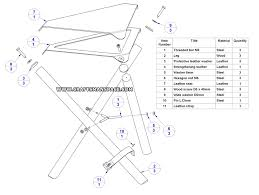 Woodworking Stool Plans For Free by Wooden Fishing Folding Stool