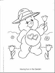 fabulous care bears coloring pages dokardokarz net