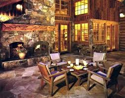 inspirational cabin outdoor furniture and log cabin patio furniture