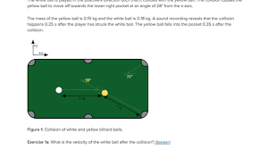 What Is The Standard Size Of A Pool Table What Is Conservation Of Momentum Article Khan Academy