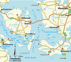 island map funen south syddanmark denmark maps and directions